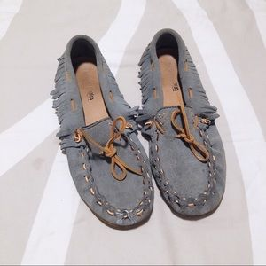 c4dfdfb7aa7dfd Women s Suede Casual Shoes on Poshmark